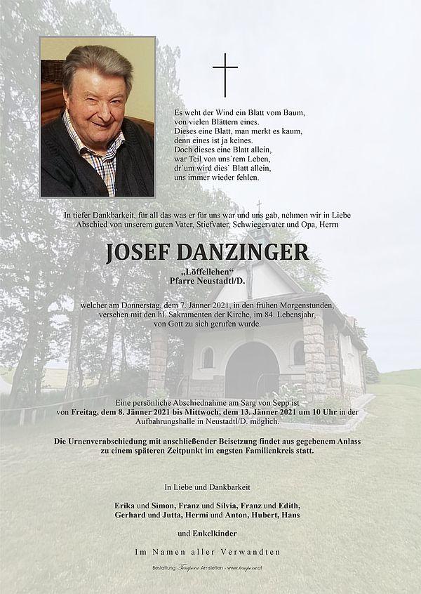 Parte von Josef Danzinger