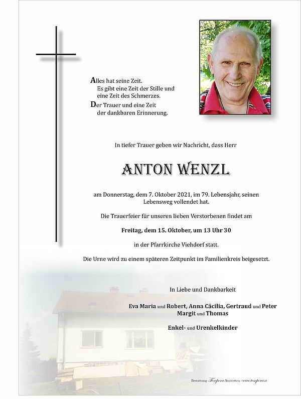 Parte von Anton Wenzl