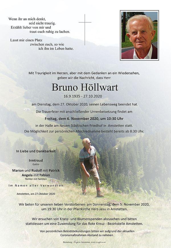 Parte von Bruno Höllwart