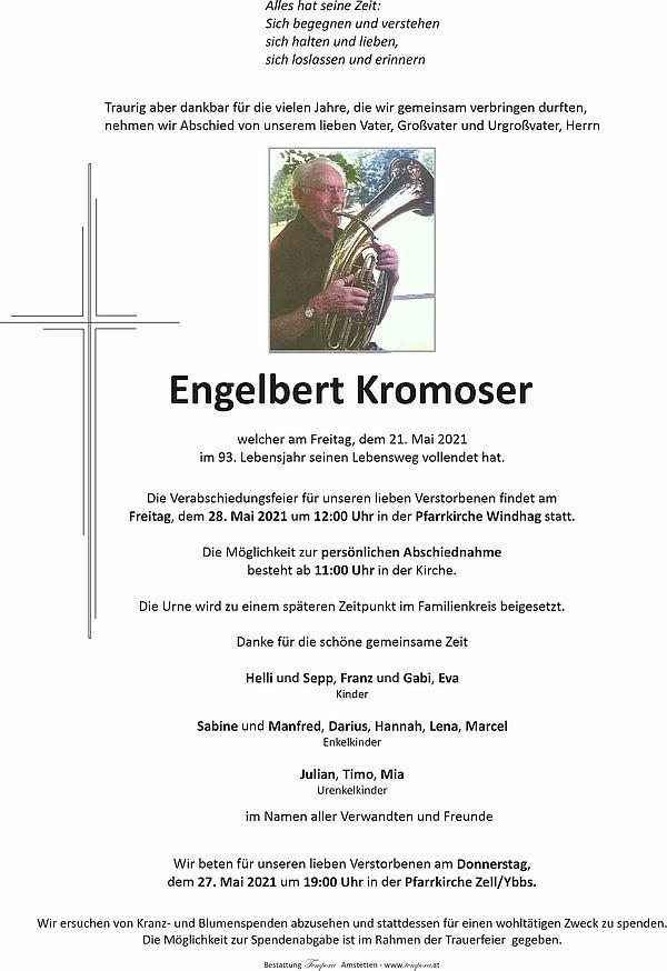 Parte von Engelbert Kromoser