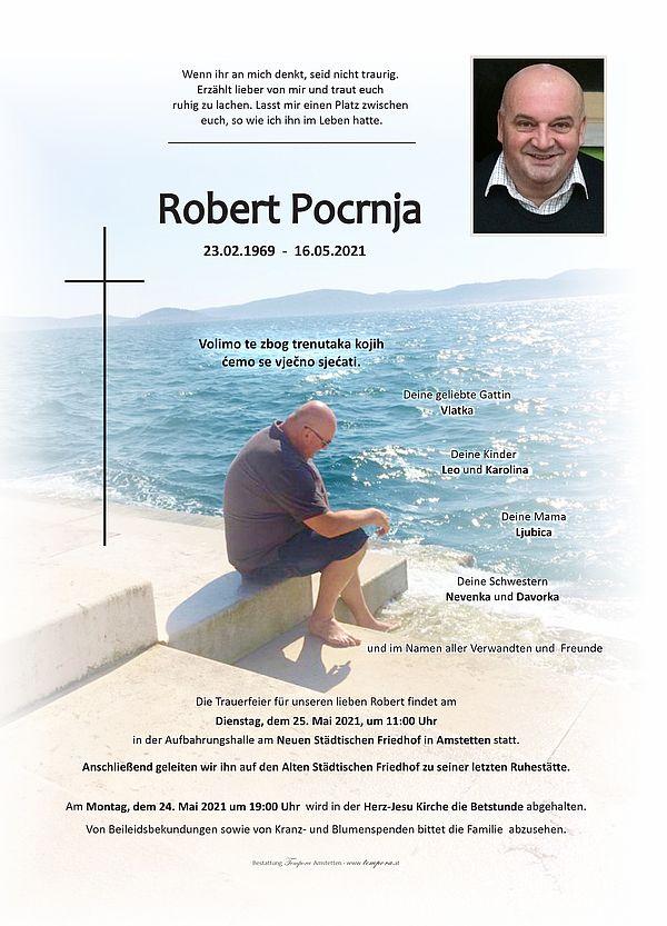 Parte von Robert Pocrnja