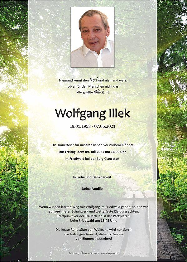 Parte von Wolfgang Illek
