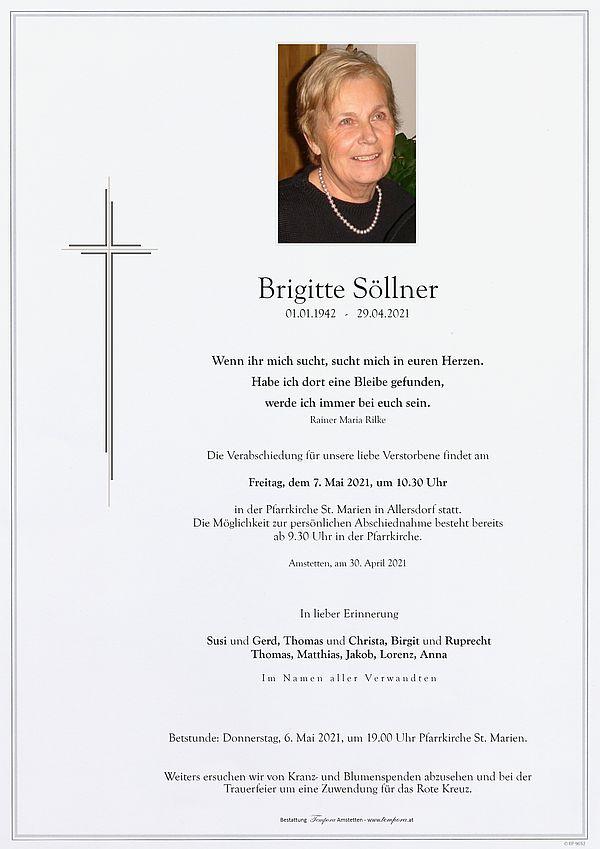 Parte von Brigitte Söllner