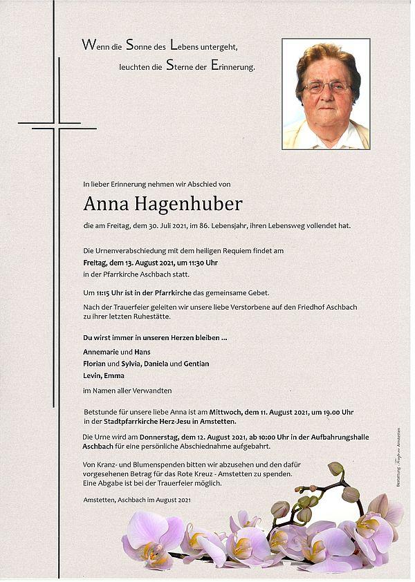 Parte von Anna Hagenhuber
