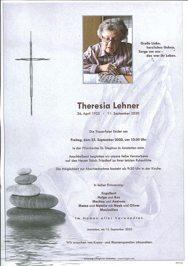 Parte von Theresia Lehner