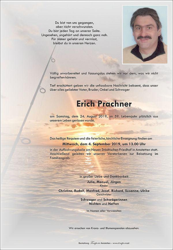 Parte von Erich Prachner